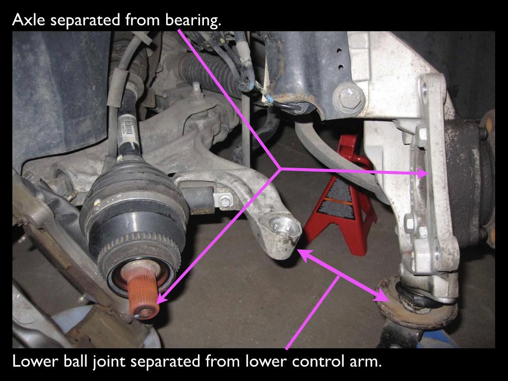 Awd Rear Hub Bearing Parts Diagram At Left Hub Assy