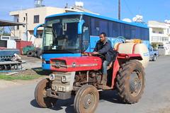 Cyprus Tractors.