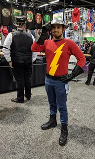 Golden Age Flash (Jay Garrick)