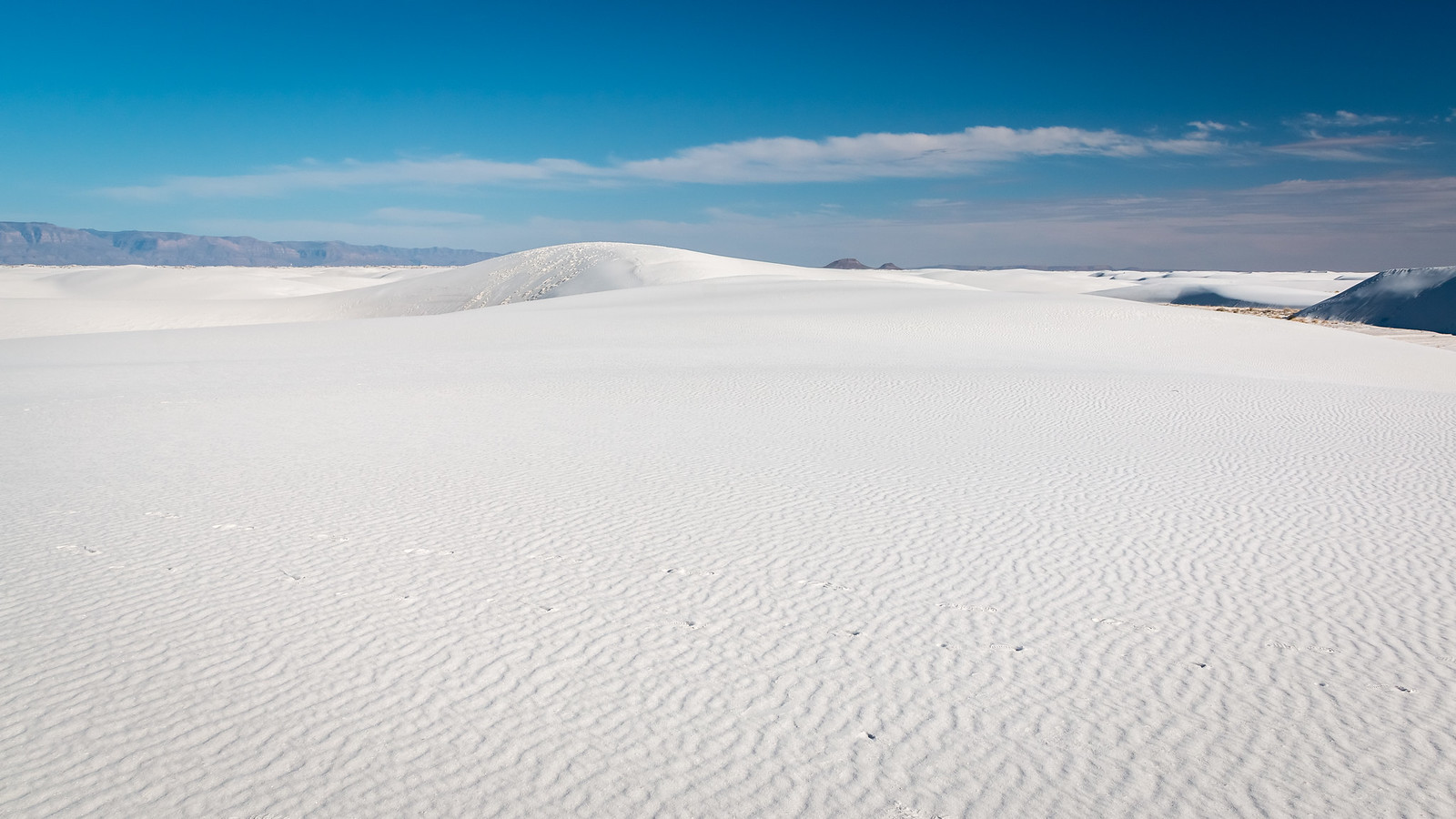 White Sands NM - Nouveau-Mexique - [USA]