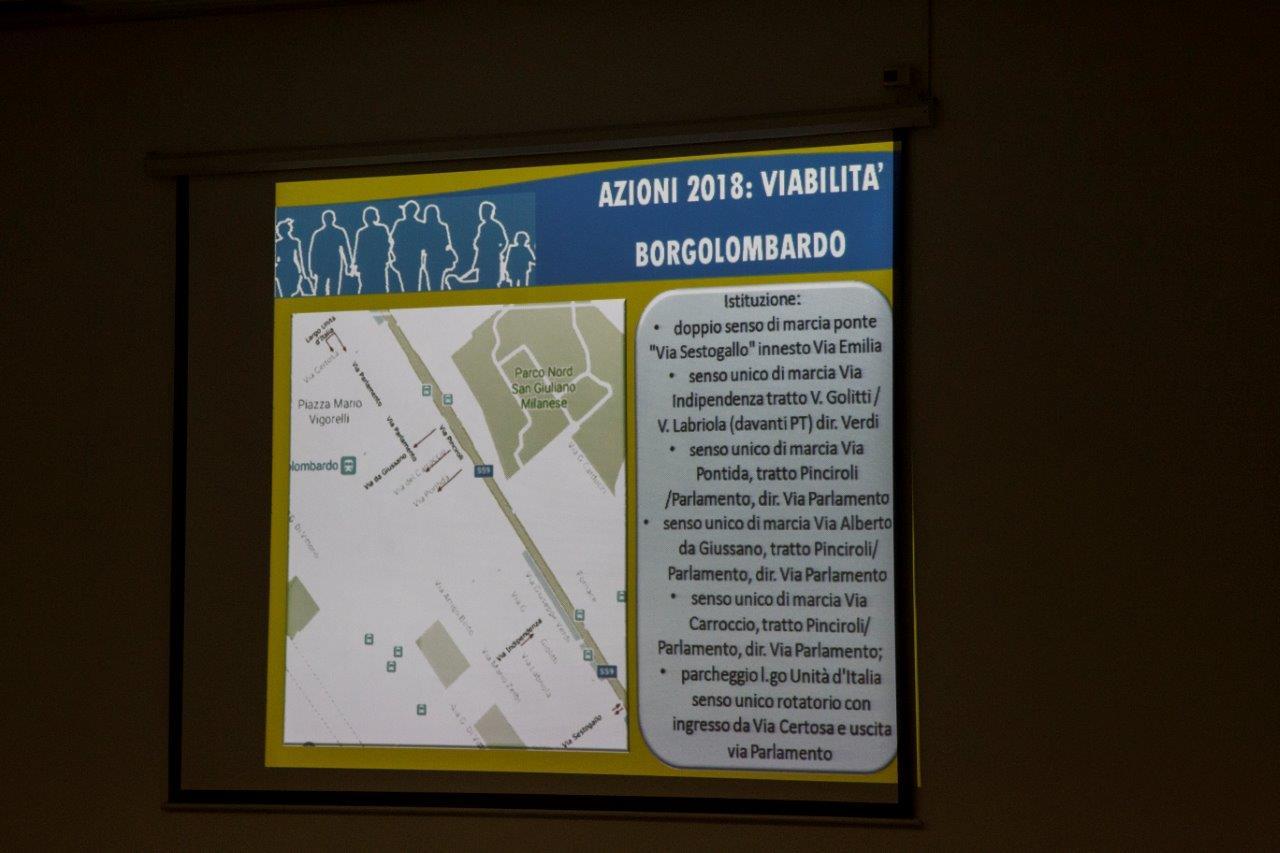 """A Borgolombardo il primo confronto annuale Giunta /Quartieri Cittadini, presentata la nuova app per la sicurezza partecipata """"1Safe"""""""