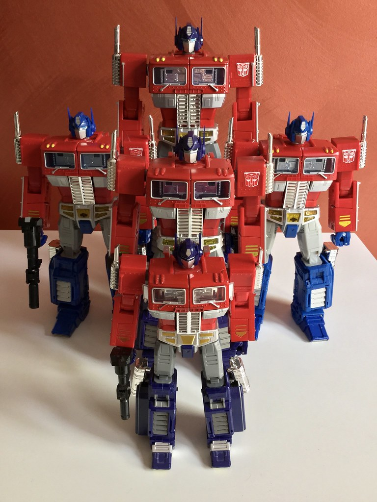 Flickr Photos Tagged Weijiang Picssr Transformers Mp 10 Optimus Prime Convoy Masterpiece And With