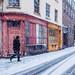Snow, Bermondsey Street by {Laura McGregor}