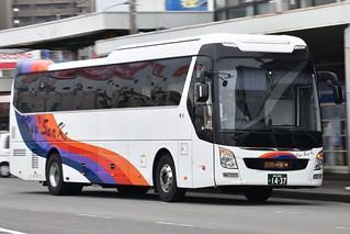九州産交バス フェニックス号 博多~宮崎