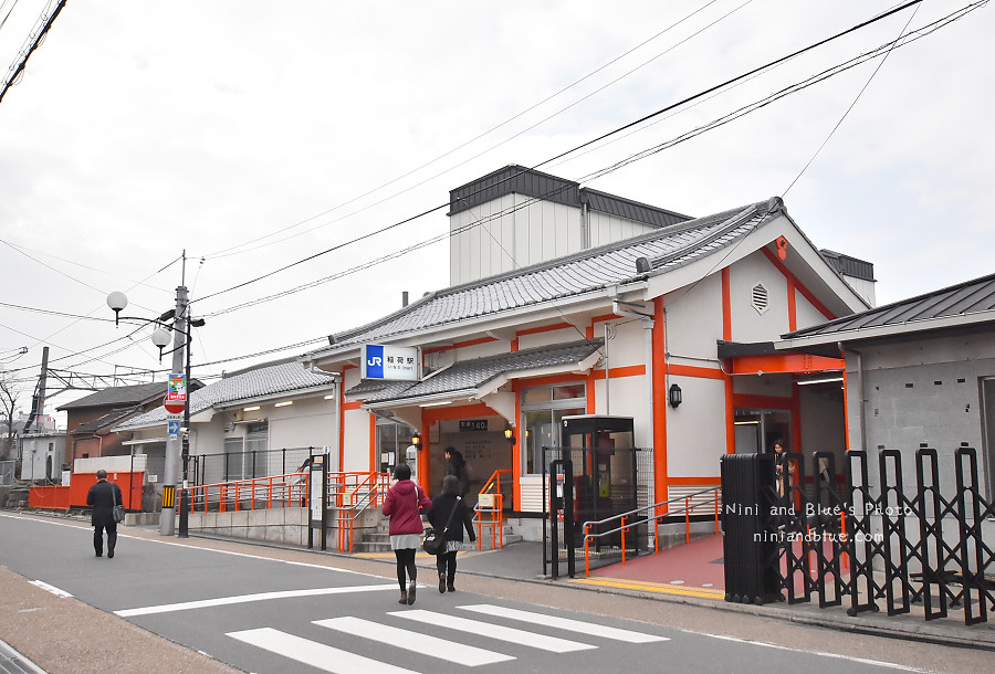 京都景點推薦 伏見稻荷大社 鳥居 怎麼去04