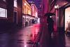 West Street, Rain