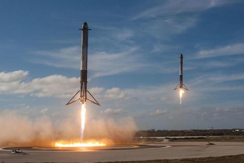 Falcon Heavy : SpaceX et les créateurs de «Westworld» ont réalisé un court métrage du lancement