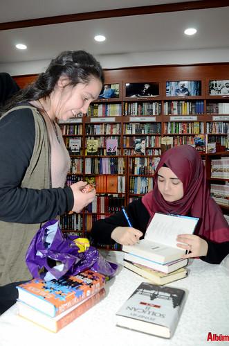 Genç yazarlara Alanya'da yoğun ilgi-2