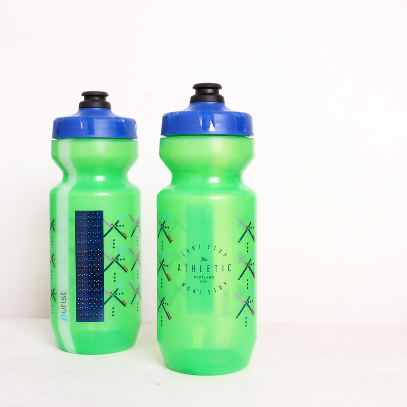 The ATHLETIC Portland USA / Bidons