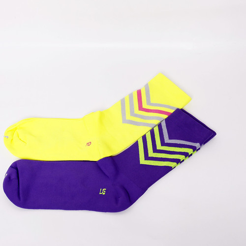 The ATHLETIC Portland USA / Zig Zag Socks / Various colors
