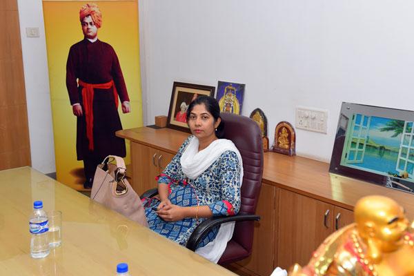PU Director Visit