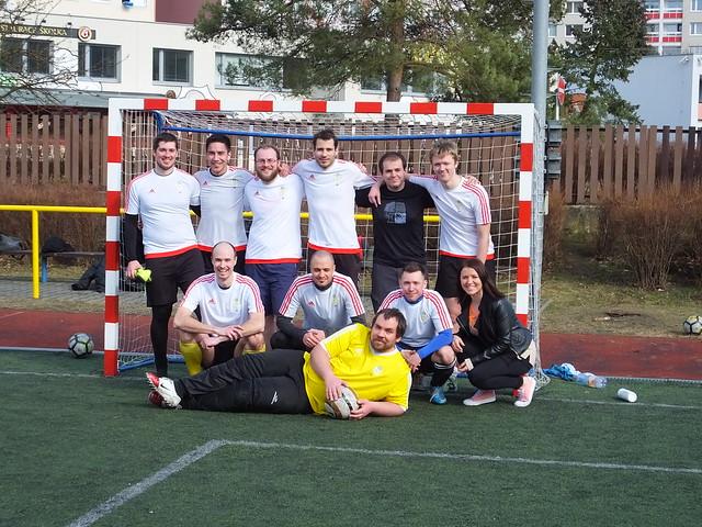 Piškotův pohár 2018 Tutto Bene