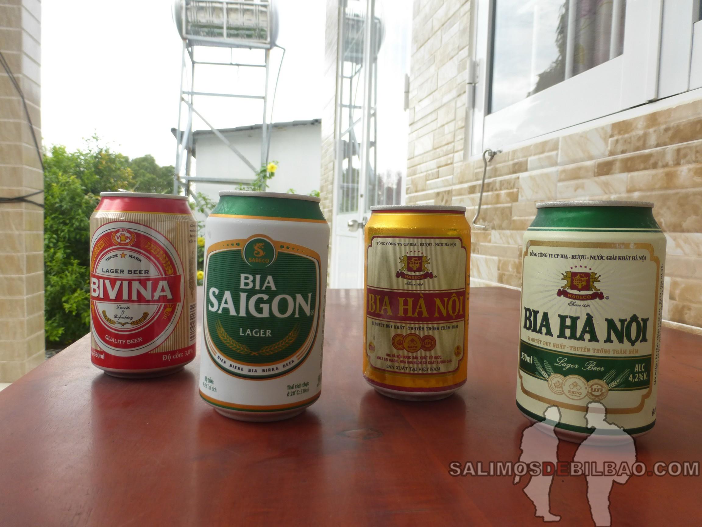 0087. Cervezas Vietnamitas, Phu Quoc