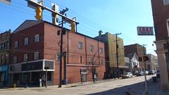 Morgantown modernized facade