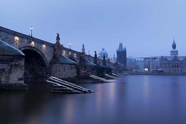 Prague Pillers