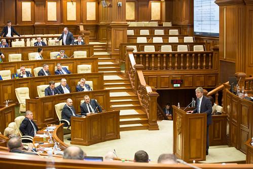 16.03.2018 Ședința Parlamentului