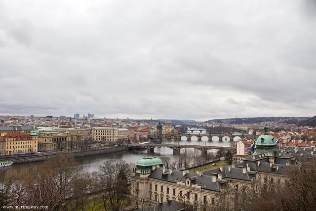 Vista da Letná Park: cosa vedere a praga