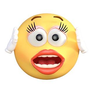 Shock Smiley