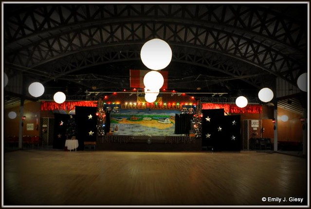 Inside Danceland