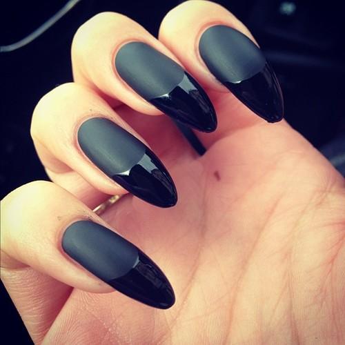 Cute Gel Nail Design Ideas Tumblr Photo Fashion 2d