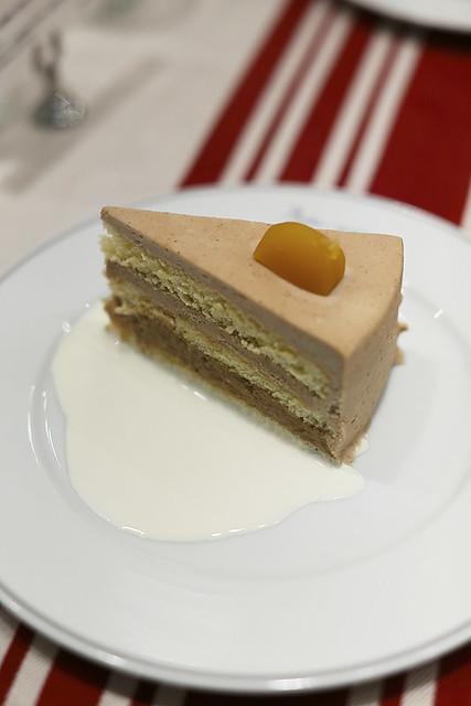 Chestnut Shortcake