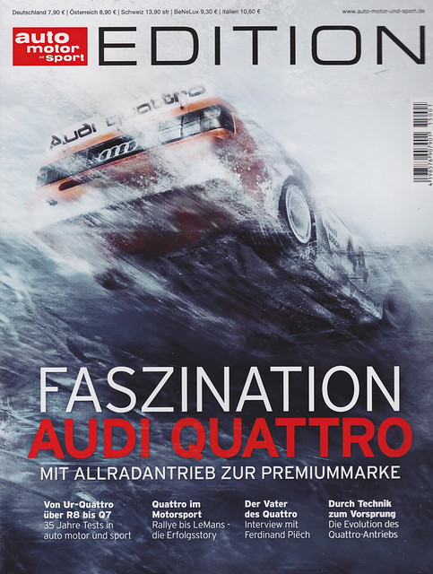 Image of auto motor und sport Edition 1/2015
