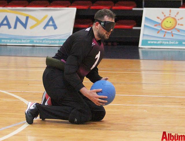 1. ve 2. Lig 1. Devre Erkekler Goalball Türkiye Şampiyonası sona erdi. -4