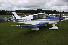 G-BGWC Robin DR.400-180 [1420] Popham 081017