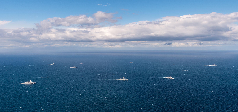 La frégate Louise-Marie part pour l'opération Sea Guardian - Page 3 26801773928_9af656da0b_o