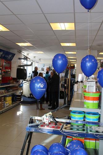 heliumballonnen Bedrukt Wijckmans Ham Belgie