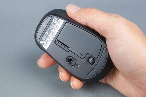 ワイヤレスモバイルマウス3500