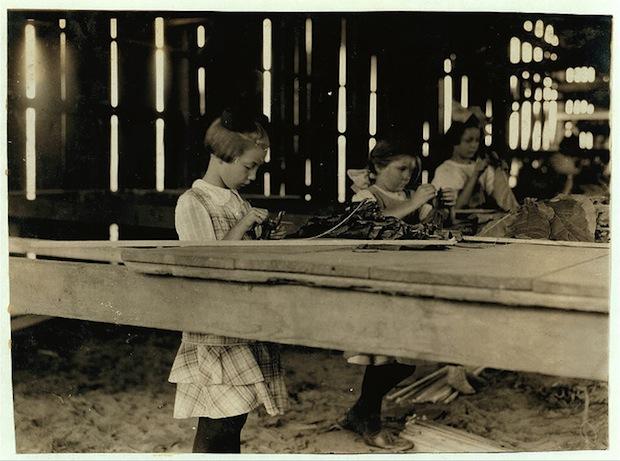 Детский труд в США #5