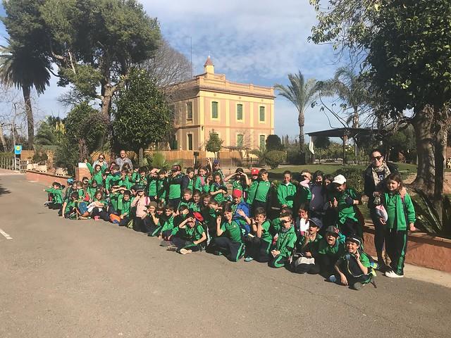 Visita al Parc Els Senyals (Bétera) - 2018