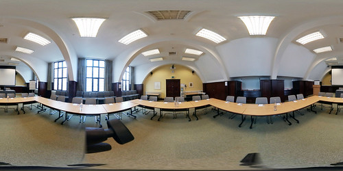 Conference Rooms - Paston Brown Room Boardroom Style