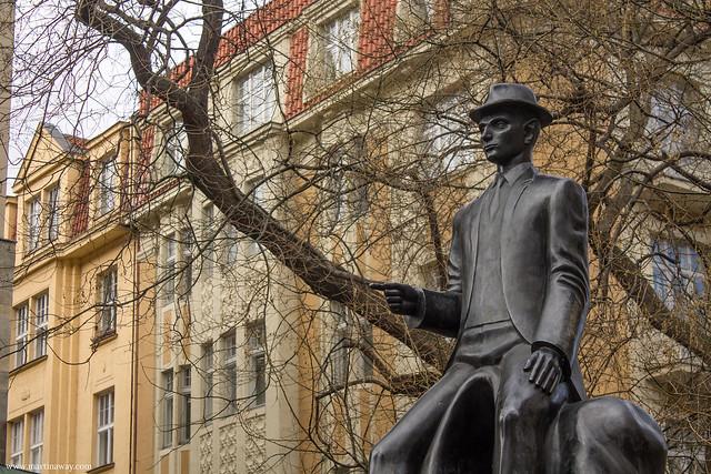 Monumento a Kafka