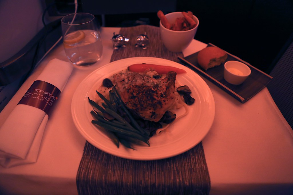 Virgin Atlantic Upper Class 37
