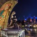 Cinderella's Fountain   Magic Kingdom by Pandry 2015