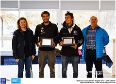 MSC Regatta 2018 · Price Giving Ceremony
