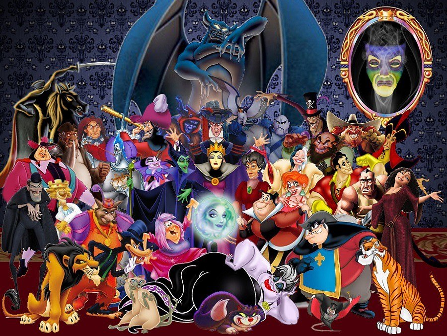 disney villain picture click quiz by texlonghorn