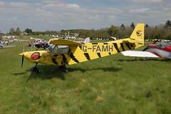 G-FAMH Zenair CH.701 [PFA 187-13301] Popham 020509