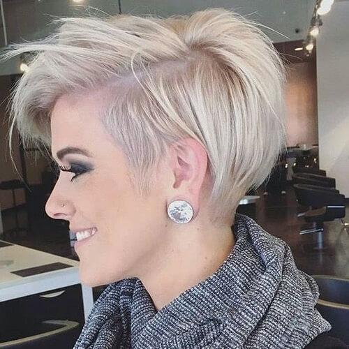 Short Haircuts for Fine Hair 2018 Ideas For Women - Nails C
