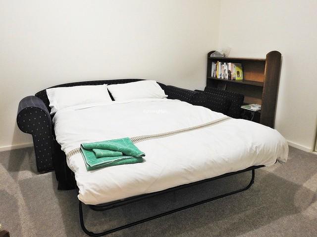 Country Hideaway 07 - Master Bedroom