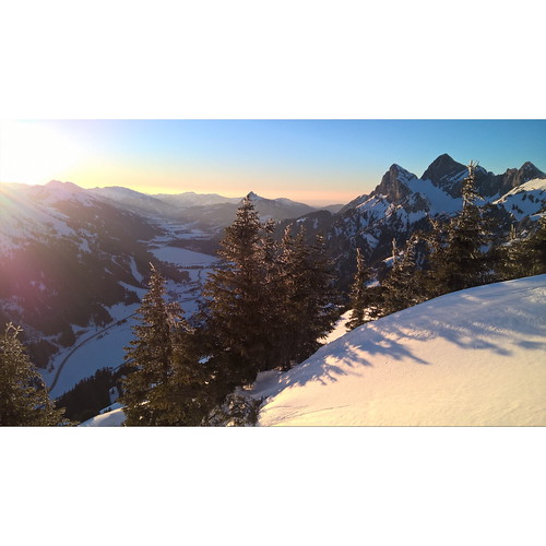 Longer days, later sunsets, around 6pm, Hahnenkamm above Reutte  #skitour #Tirol #Austria #ski #Alps #lovetirol #vegansofig  #landscape #landschaft #nature #Alpen #skitrab  #skimo #mountains  #skiing #berge #milujemhory #yogi #winter #travel #vaude #Lumia