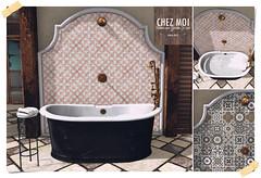 Moroccan Bathroom CHEZ MOI