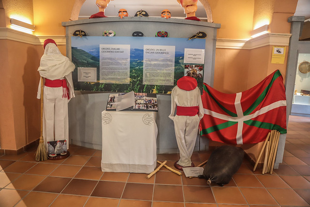 ATORRAK - MUNDAKA - BIZKAIA/ VIZCAYA - ATORRAS - MUNDAKA . Museo de Orozko 2018 #DePaseoConLarri #Flickr -30