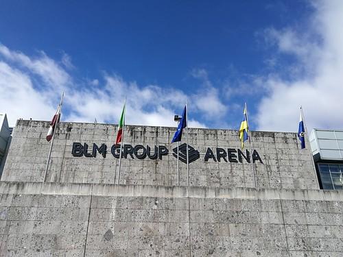 Trento, il palasport si chiamerà BLM Arena