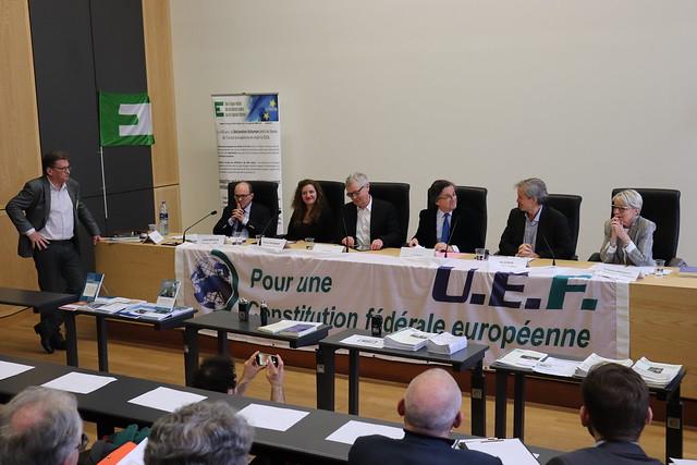 Colloque : Déficit démocratique de l'Union européenne : Quel rôle pour les partis politiques ?
