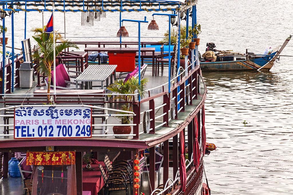 Paris Le Mekong--Phnom Penh