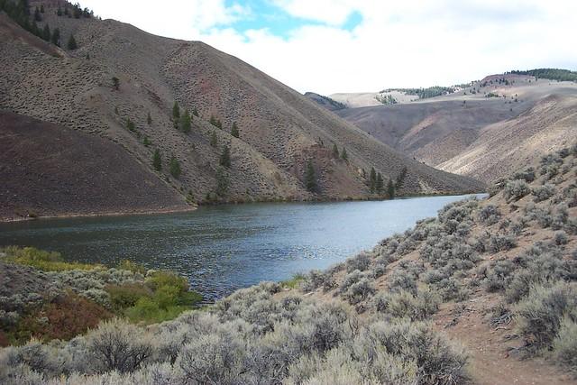Jimmy Smith Lake Trail