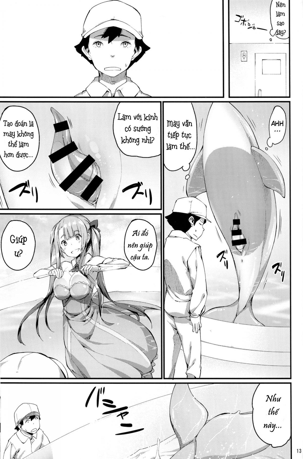 Hình ảnh  in Ajin Shoujo-tan Vol.6